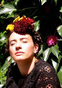 Floral crown Frida Kahlo