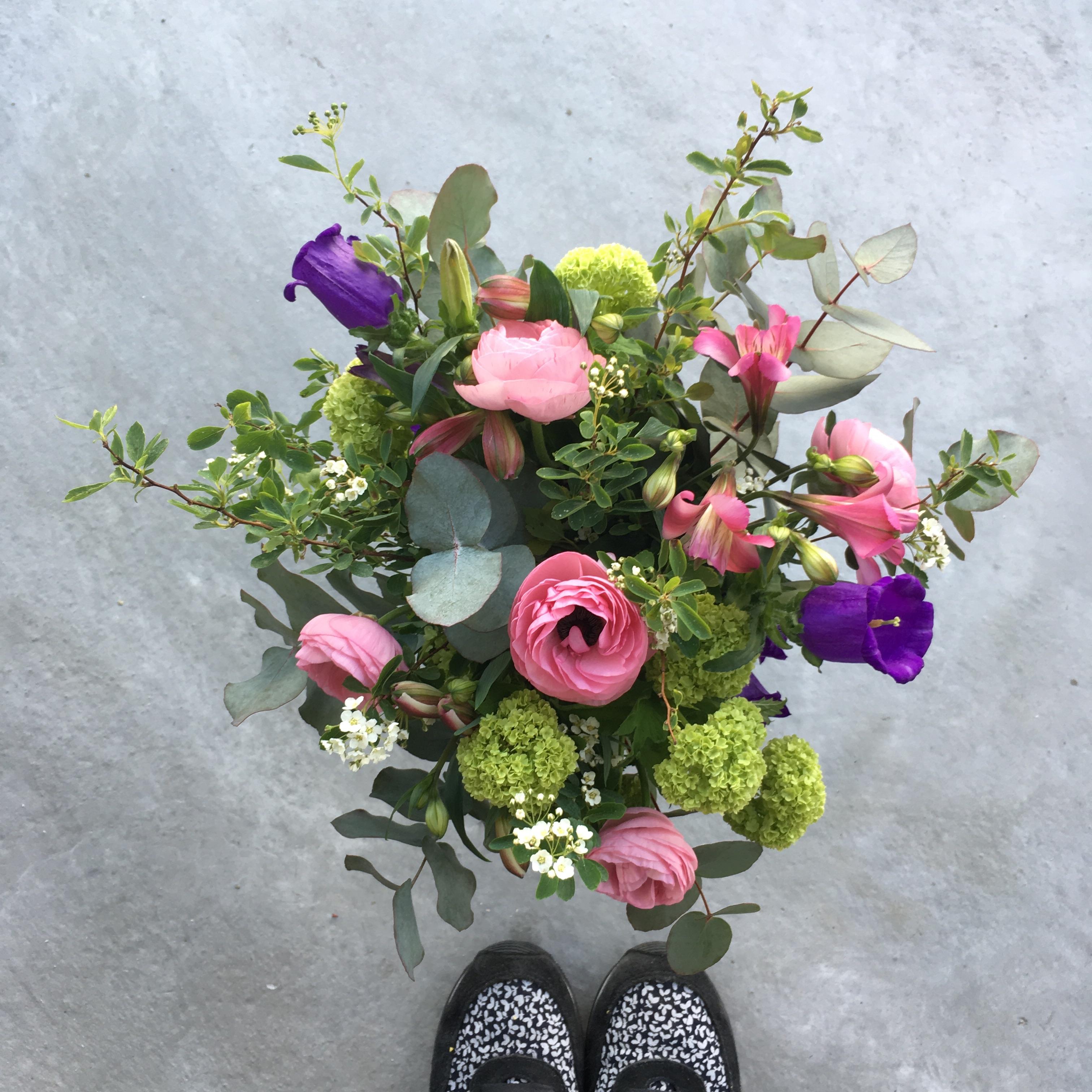 lebci fleuriste bordeaux bouquet