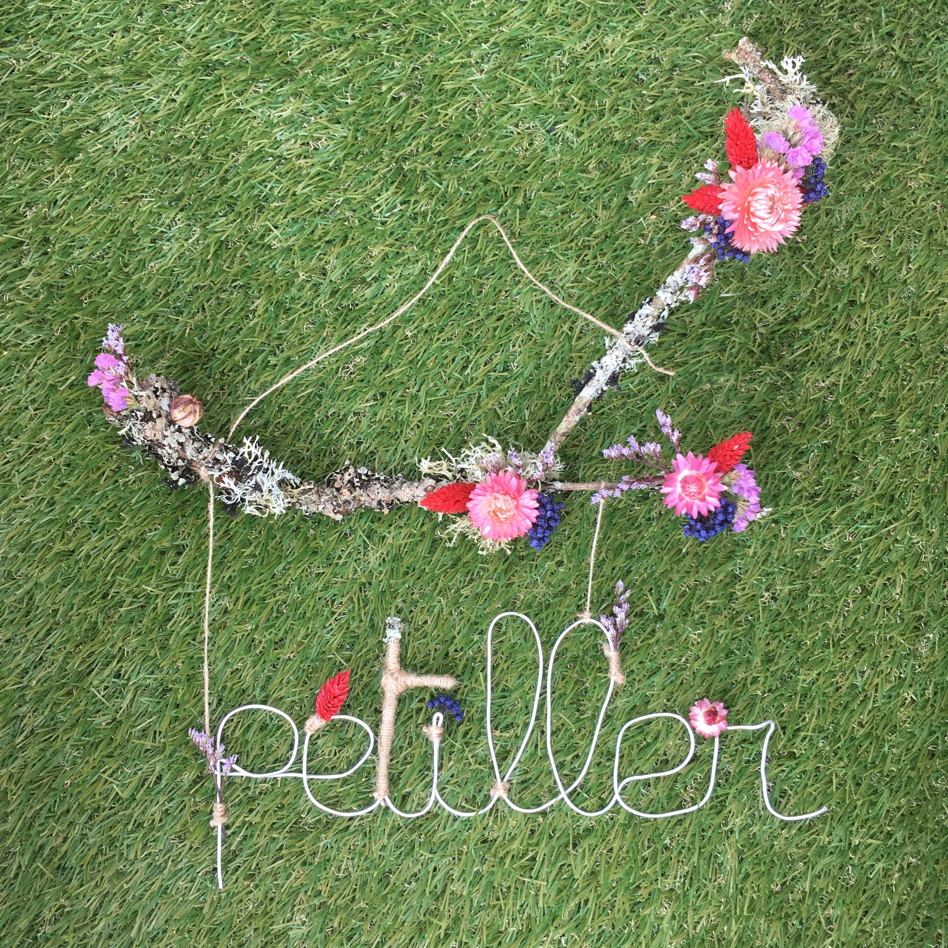 lebci création fleurs séchéess
